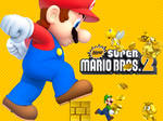 800x600 New Super Mario Bros. 2 Wallpaper