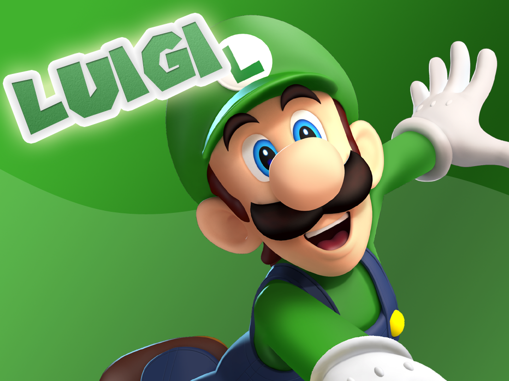 1024x768 luigi wallpaper by maxigamer on deviantart 1024x768 luigi wallpaper by maxigamer altavistaventures Gallery