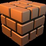 [Cinema 4D] 100% Custom Super Mario Brick Block