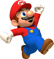 [Blender] Hi-Res Mario Render by MaxiGamer