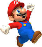 [Blender] Hi-Res Mario Render