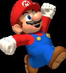 [Blender] Hi-Res Mario Render