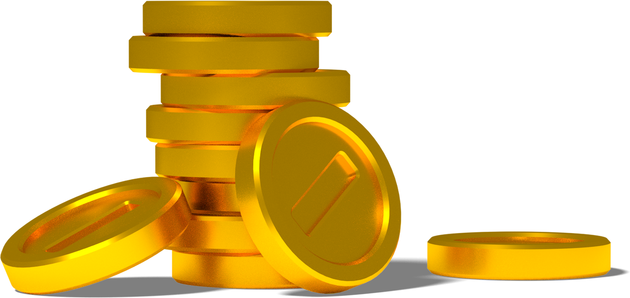 coin render