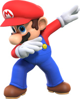 [Cycles] Mario but he's unironically dabbing. by MaxiGamer