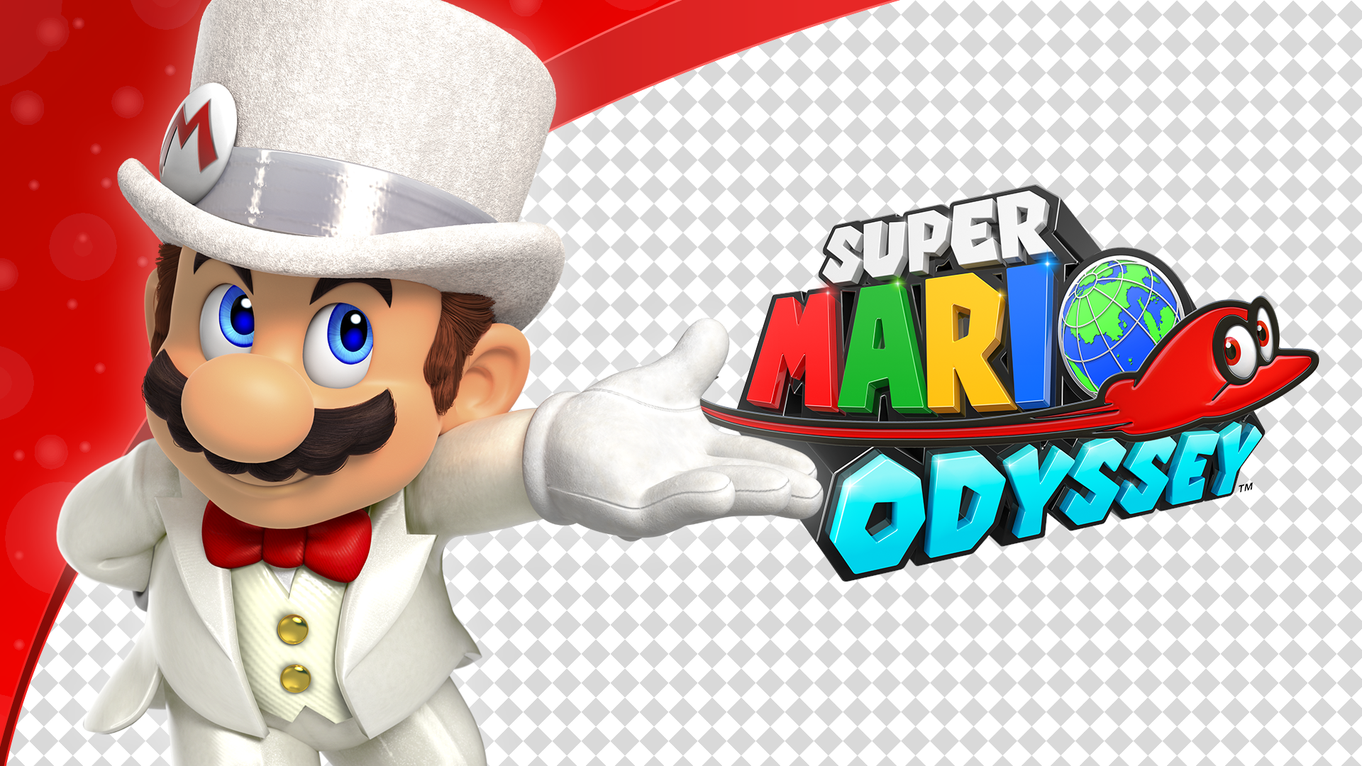 Wallpaper Mario In His Wedding Tux 1920x1080 By Maxigamer On