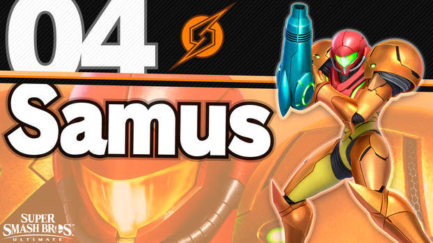 [4K] Super Smash Bros. Ultimate - 04 Samus