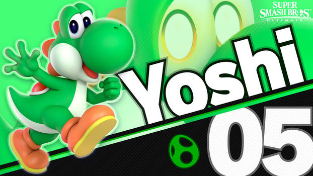 [4K] Super Smash Bros. Ultimate - 05 Yoshi
