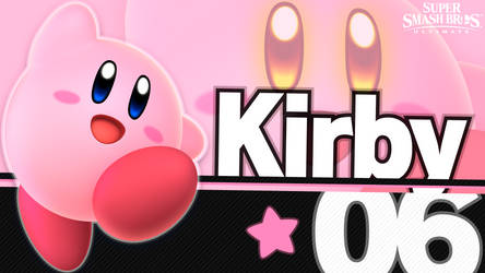 [4K] Super Smash Bros. Ultimate - 06 Kirby