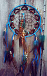 Turquoise Dream Catcher