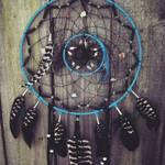 Axis Mundi  Dreamcatcher  by xsaraphanelia