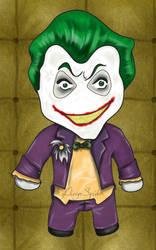 The Joker by diegospider