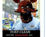 FOXY CLEAN MEME