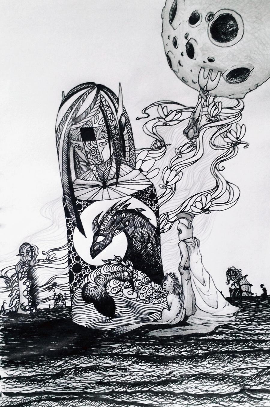 Monolith by Azurushka