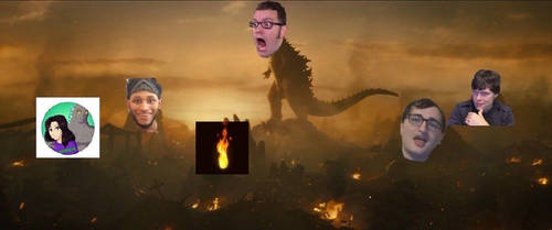 James Rolfe King of the G-Fans!
