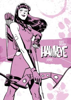 Kate Bishop Hawkeye