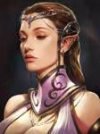 Princess Zelda by zack-awesome