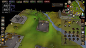 Whats Up game RuneScape - Smithing Steel 3-5