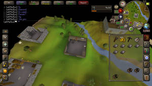 Whats Up game RuneScape - Smithing Steel 4-5