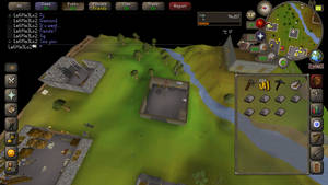 Whats Up game RuneScape - Smithing Steel 6-5