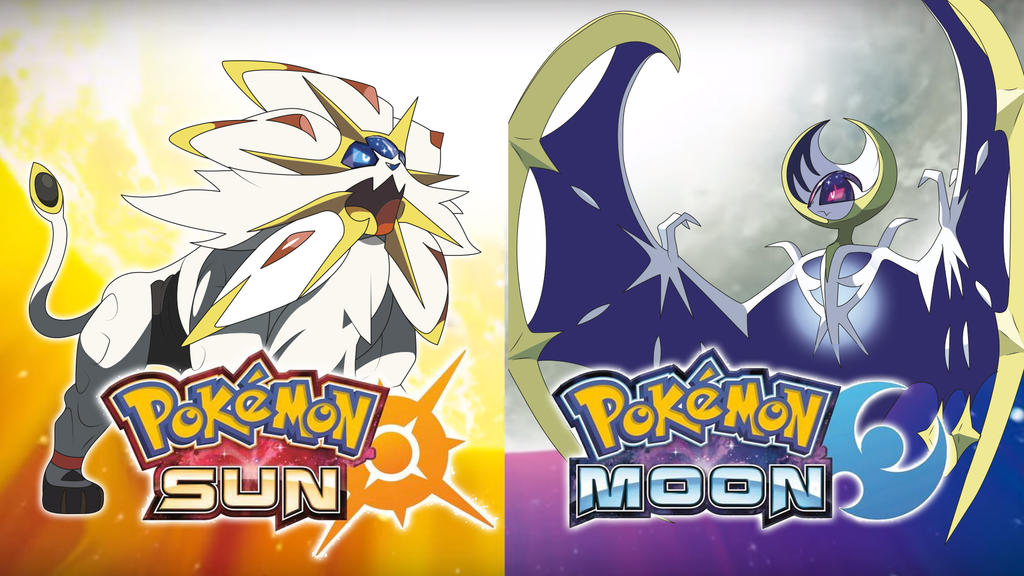 Image result for pokemon sun and moon wallpaper hd