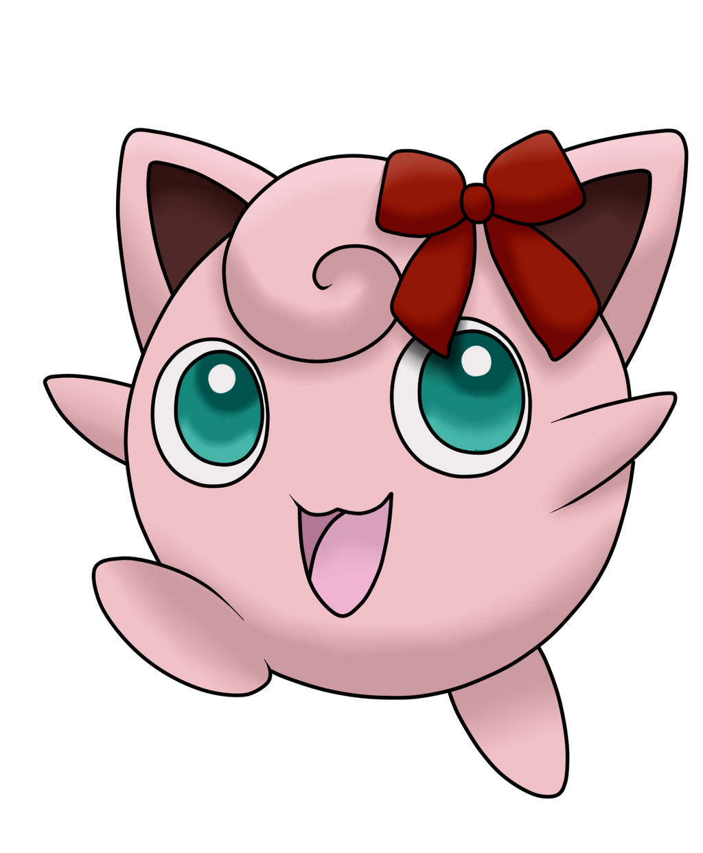 Cute jigglypuff wallpaper