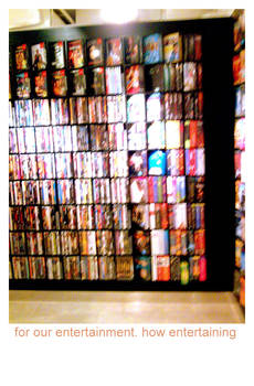 yes, those are dvds