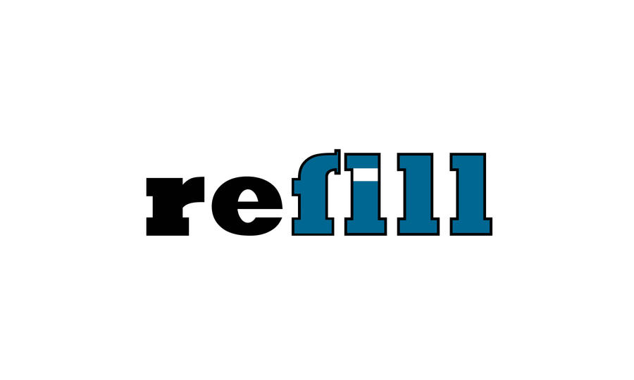 Refill by thebooklocker