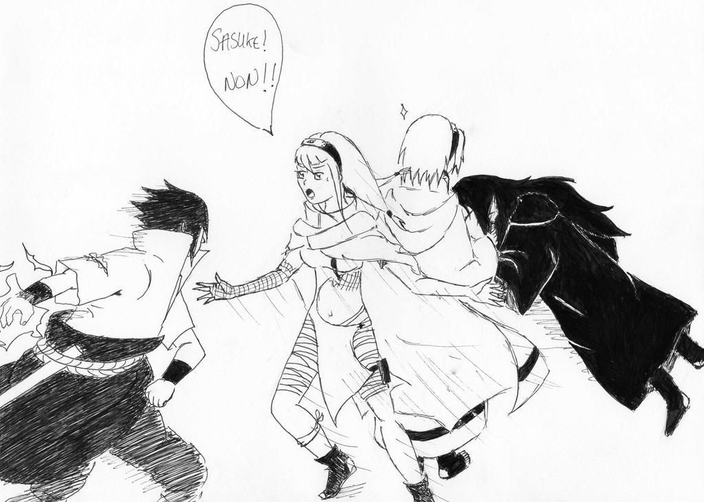 Sasuke und sakura dating fanfic