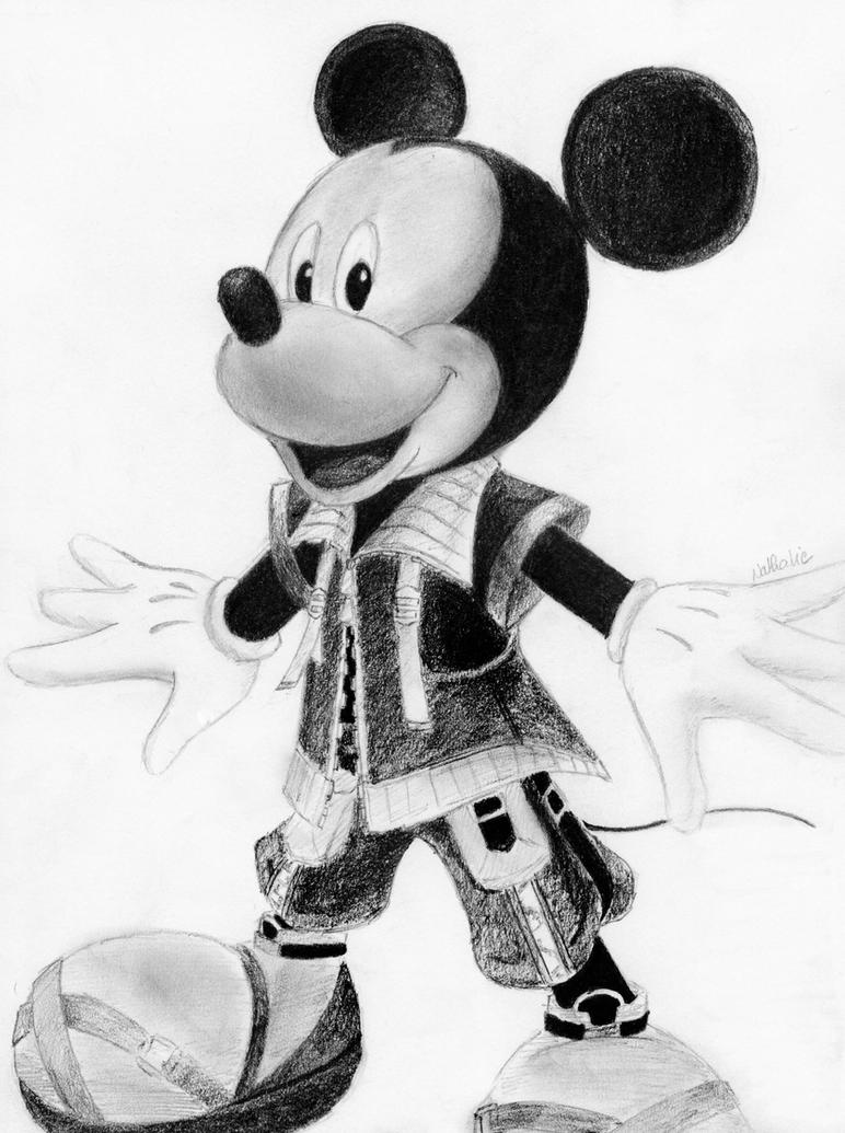 Mickey Mouse Kingdom Hearts Wallpaper Marcpous