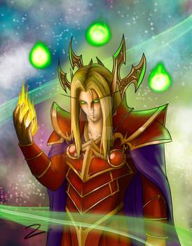 Kael'thas Sunstrider - World of Warcraft