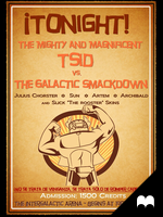 Tsid Crashes the Party - Audtion of Galactic Sm... by InvaderJoe1
