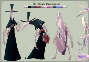 Dr Dowde Prendergast by CornOfTheBreads