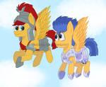 Magnus and sentry