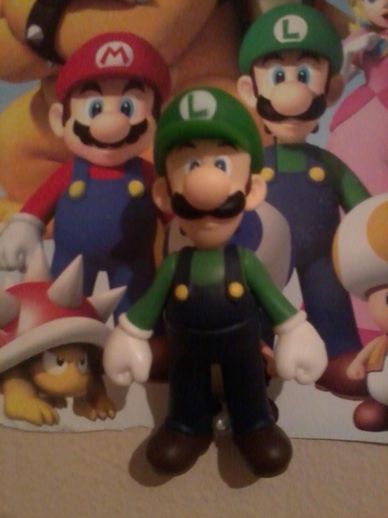 Random: Luigi by PrincessaaDaisy12