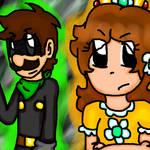 Mario: LuigiXDaisy