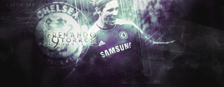 Fernando Torres by CaPtiNGfx