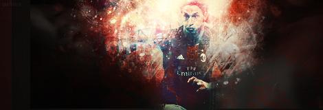 Ibrahimovic by CaPtiNGfx