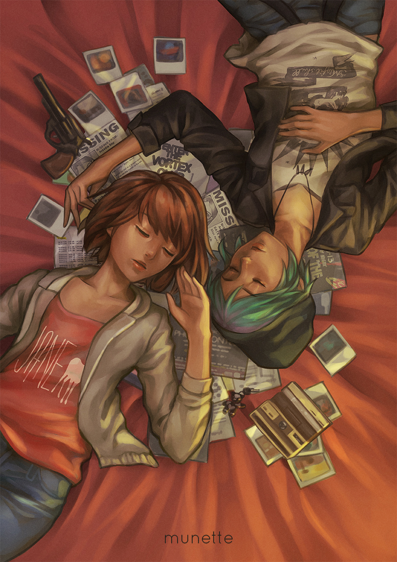 Life Is Strange By Munette On Deviantart