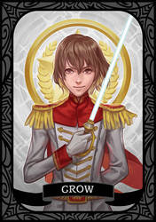 Persona 5 - Crow/Akechi by munette