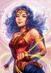 Wonder Woman by munette