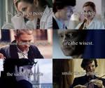 Sherlock John and Molly