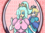 The Princesses of Courage