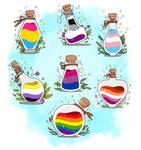 Pride Potions