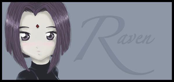 Raven by Veronica-Dominique