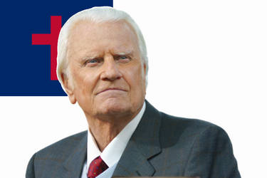 Billy Graham (1918-2018) by angel1985