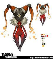 Tara - Project Garnia by omarito