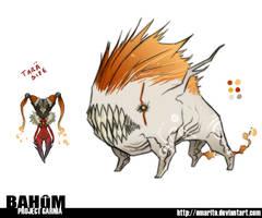 Bahum - Project Garnia by omarito