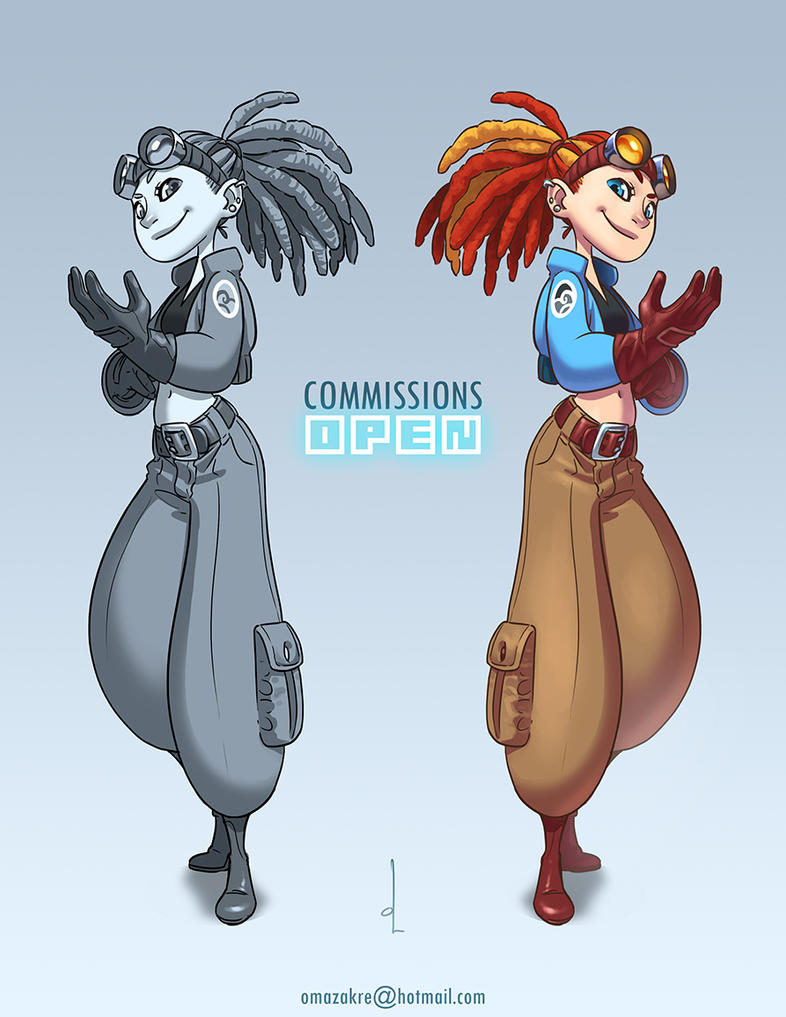commissions by omarito