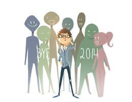 BYE 2014 by omarito