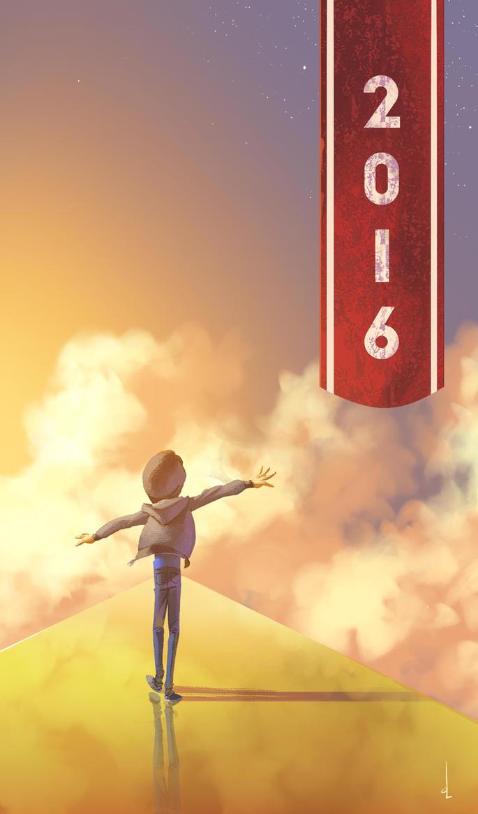 2016! by omarito